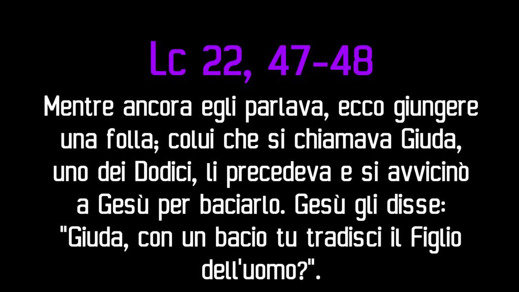 Via Crucis - Seconda tappa
